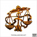 Shome - The Balancing Act mixtape cover art