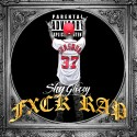 Shy Glizzy - Fxck Rap mixtape cover art