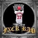 Shy Glizzy - Fxck Rap mixtape cover art