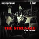 Silo Sh3llz - The Struggle Continues mixtape cover art