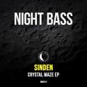 Sinden - Crystal Maze mixtape cover art