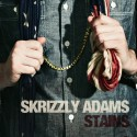 Skrizzly Adams - Stains mixtape cover art