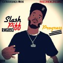 Slash Piff - Progress mixtape cover art
