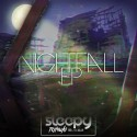 Sleepytanuki - NightFall EP mixtape cover art