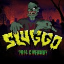 Sluggo - 2014 GiveAway mixtape cover art