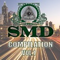SMD Compilation mixtape cover art