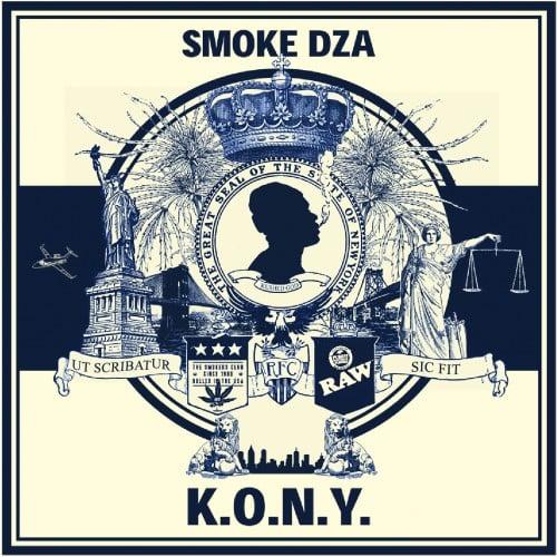 Smoke DZA – K.O.N.Y. [Mixtape]