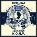 Smoke DZA - K.O.N.Y. mixtape cover art