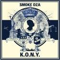 Smoke DZA - K.O.N.Y. mixtape cover art