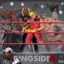 Smoke DZA - Ringside 4 mixtape cover art