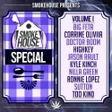 SmokeHouse Special Vol. 1 mixtape cover art