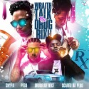 Snypa, Rx Peso, Scarfo Da Plug & Drugrixh Hect - Wraith Talk Rx Drug Rixh mixtape cover art