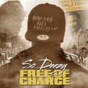 So Deezy - Free Of Charge mixtape cover art
