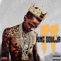 Soulja Boy - King Soulja II mixtape cover art