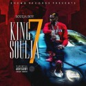 Soulja Boy - King Soulja 7 mixtape cover art