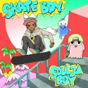 Soulja Boy - Skate Boy mixtape cover art