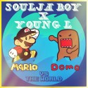 Soulja Boy & Young L - Mario & Domo Vs The World mixtape cover art
