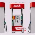 Southwest Mook - Free Gas 2 mixtape cover art