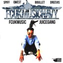 Spiff - FCUK Music Navy mixtape cover art