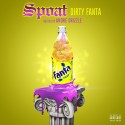 Spoat - Dirty Fanta mixtape cover art