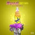 Spoat - Dirty Fanta mixtape cover art