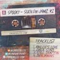 Spooky Bizzle - Sublow Jamz 2 mixtape cover art