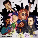Squadron mixtape cover art