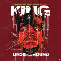 St. Laz - King Of The Underground mixtape cover art