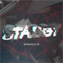Stabby - Introspect EP mixtape cover art
