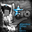Starlito - Attention, Tithes & Taxes mixtape cover art