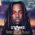 Starrz - There Are No Idols (T.A.N.I) mixtape cover art