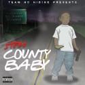 Stebo Badasz - County Baby mixtape cover art