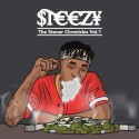 Steezy - The Stoner Chronicles mixtape cover art