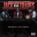 Stephen Jackson aka Stak5 - Jack Of All Trades mixtape cover art