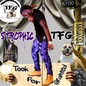 Strophic - Took For Granted mixtape cover art