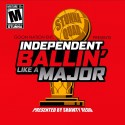 Stunna Quad - Independent Ballin Like A Major mixtape cover art