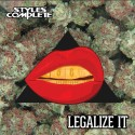 Styles & Complete - Legalize It EP mixtape cover art