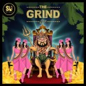 Su Real - The Grind EP mixtape cover art