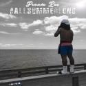 Svvade Lee - #AllSummerLong mixtape cover art