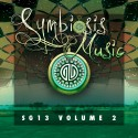 Symbiosis Events - Symbiosis Gathering Music 2013 2 mixtape cover art