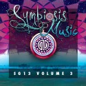 Symbiosis Events - Symbiosis Gathering Music 2013 3 mixtape cover art