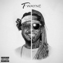 T-Pain & Lil Wayne - T-Wayne mixtape cover art