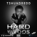 T3Hundredd - Hard Wood$ mixtape cover art