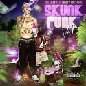 2T Ditty & Dirty Rich Kid - Skunk Funk mixtape cover art