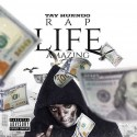Tay Hunndo - Rap Life Amazing mixtape cover art