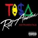 Taz Arnold (TI$A) - Rad America Instrumentals mixtape cover art
