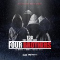 TDG - Four Brothers mixtape cover art