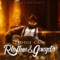 Teddie Cain - Rhythm & Gangsta mixtape cover art