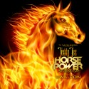 Teddy Tee - Horse Power (Reloaded) mixtape cover art