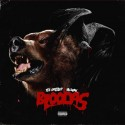 Tee Grizzley & Lil Durk - Bloodas mixtape cover art